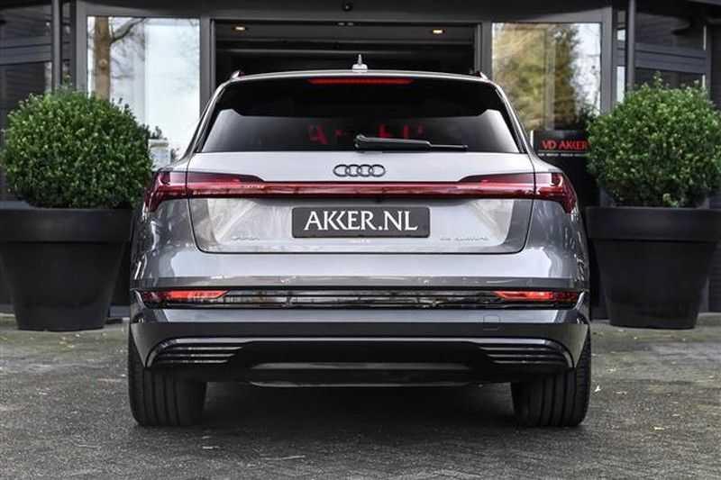 Audi e-tron 55 QUATTRO ADVANCED MASSAGE+PANO.DAK NP.126K afbeelding 16
