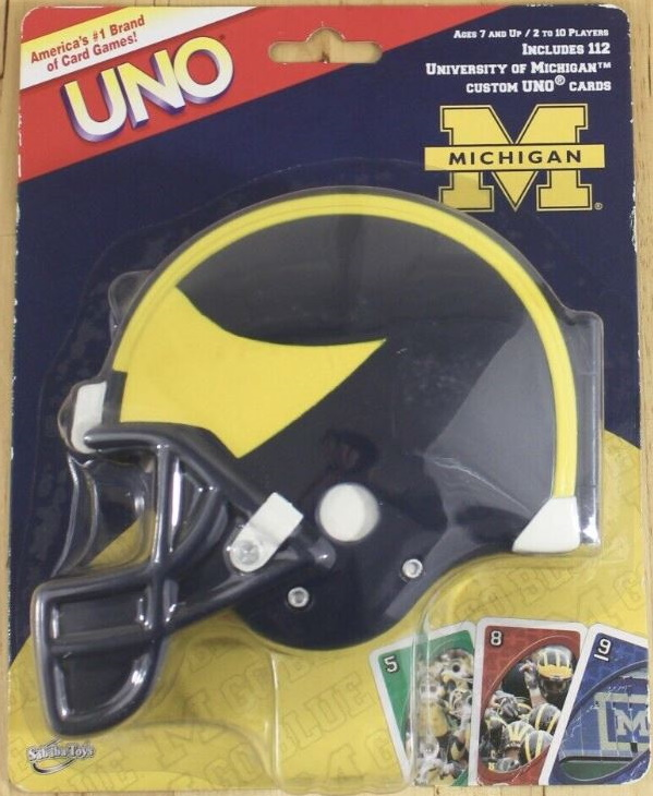 University of Michigan Uno