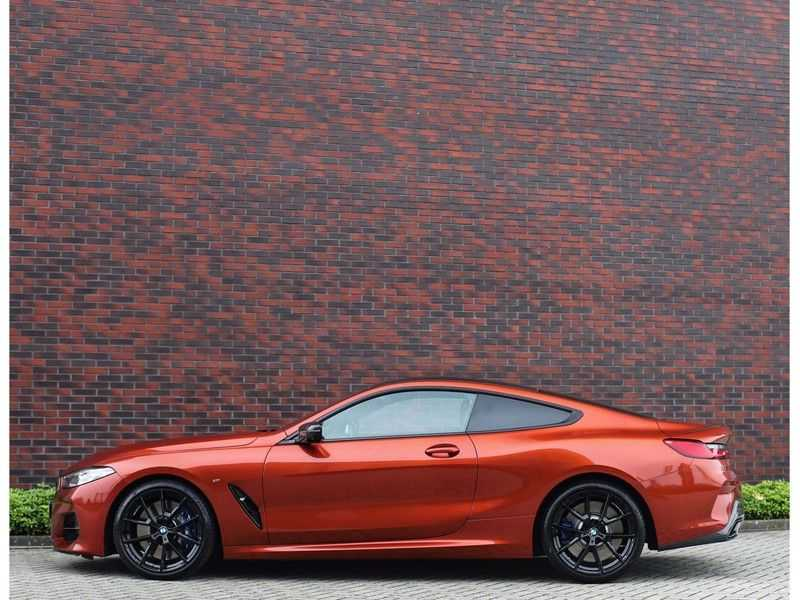 BMW 8 Serie M850i xDrive *Carbon*Soft-Close*Head-Up* afbeelding 14