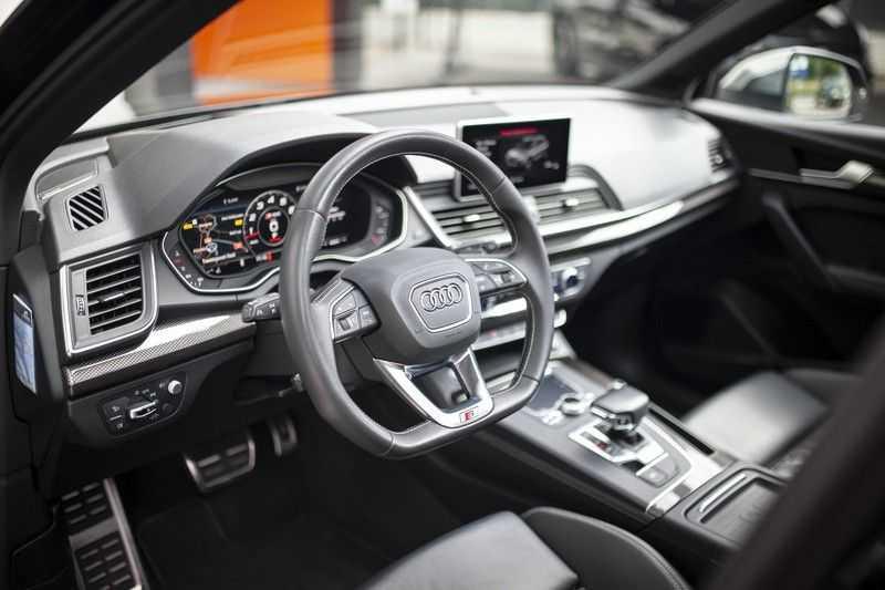 Audi SQ5 3.0 TFSI Quattro *Pano / B&O / Tour pakket / 360 Camera / ACC / Luchtvering* afbeelding 2