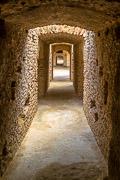 Archaeological Site Uthina, Mohammedia, Tunisia