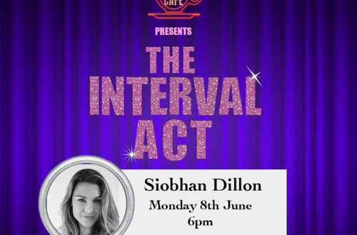 The Interval Act: Siobhan Dillon
