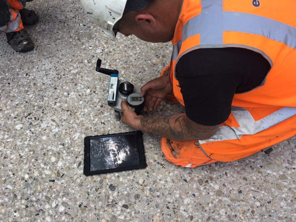 Beton inspectie