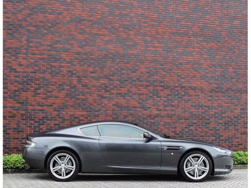 Aston Martin DB9 5.9 V12 *450 PK*Perfecte staat* afbeelding 16