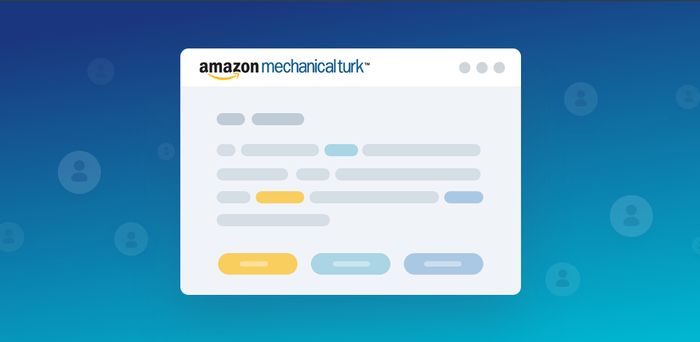 Mechanical Turk 101: How to use MTurk for tagging training data