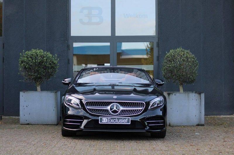 Mercedes-Benz S-Klasse Cabrio 560 Premium Plus AMG-pakket, Burmester, 360 camera, Alcantara hemel, Stoelkoeling afbeelding 3