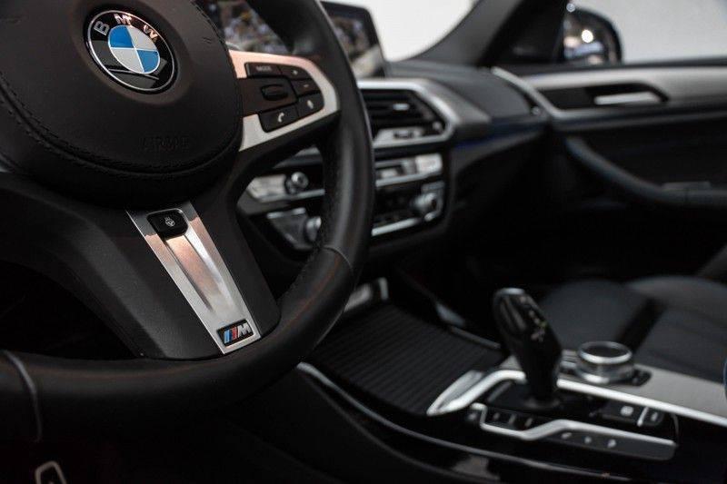 "BMW X3 M40i xDrive 340pk Panoramadak VirtualCockpit ShadowLine Sportleder+Memory Head-Up ACC Harman/Kardon AmbientLight Keyless 20"" 360Camera ParkAssist Pdc afbeelding 17"