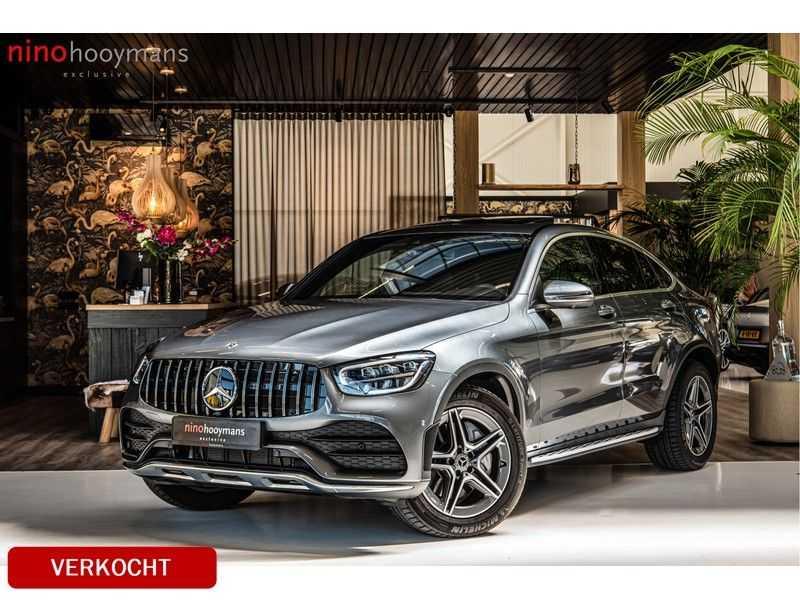 Mercedes-Benz GLC Coupé 300 4MATIC   360° camera   Panorama   Widescreen   Keyless afbeelding 25