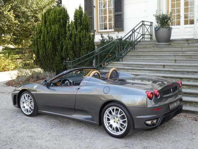 Ferrari F430 4.3 V8 Spider F1, org. NL-auto afbeelding 20