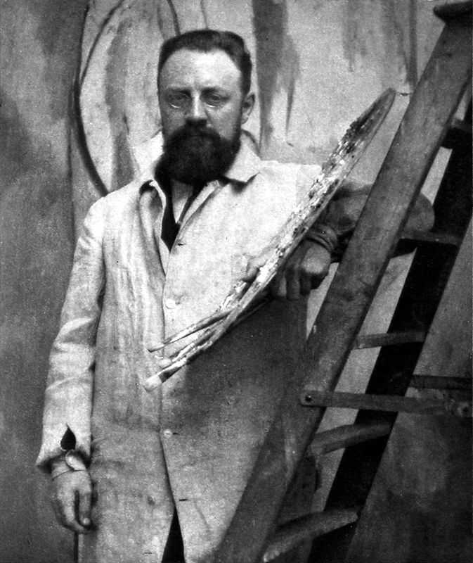 A Photogravure of Henri Matisse, Paris, May 13th 1913