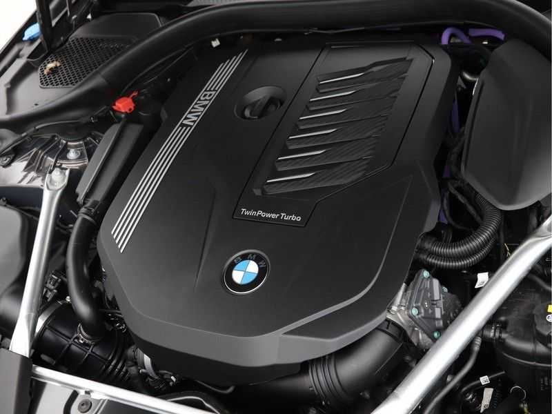 BMW 5 Serie 540i High Exe M-Sport afbeelding 7