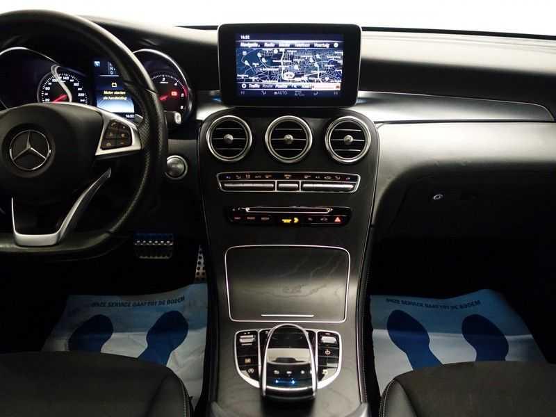 Mercedes-Benz GLC Coupé 350 D 4MATIC 259pk AMG 9G Aut- Pano, Leer, Rijassistentiepakket, Full afbeelding 8