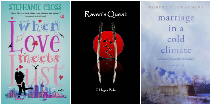 When Love Meets Lust, Raven's Quest, Marriage in a Cold Climate