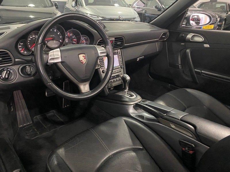 Porsche 911 Cabrio 3.6 Carrera Bose / Navi / Xenon afbeelding 9