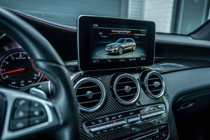 Mercedes-Benz GLC 43 AMG 4MATIC, 367 PK, 63 AMG Look, Panoramica, Airmatic, Trekhaak, Camera, LED, Comand Online, 87DKM! afbeelding 14