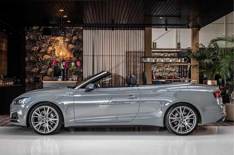 Audi A5 Cabriolet 45 TFSI Sport | S Line | Tour | Sportstoelen | Matrix Led afbeelding 5