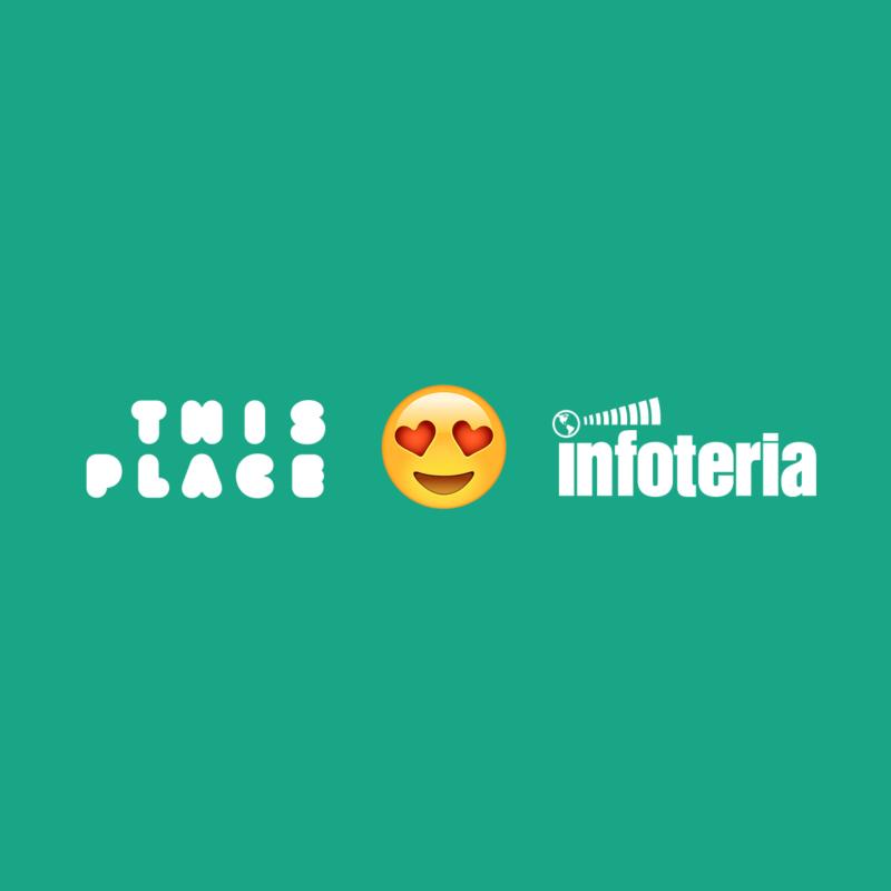 Infoteria & This Place Partnership