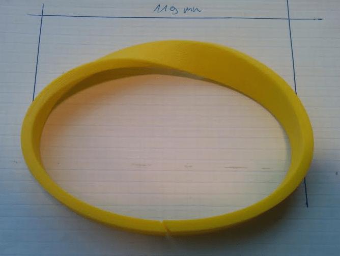 Gorrion Rapid Prototyping - 3d printed bracelet