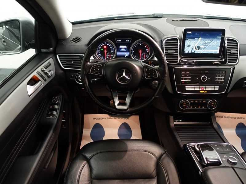 Mercedes-Benz GLE Coupé 350 d 4MATIC 259pk AMG Night Edition 9G- Leer, Navi, Camera, full afbeelding 7