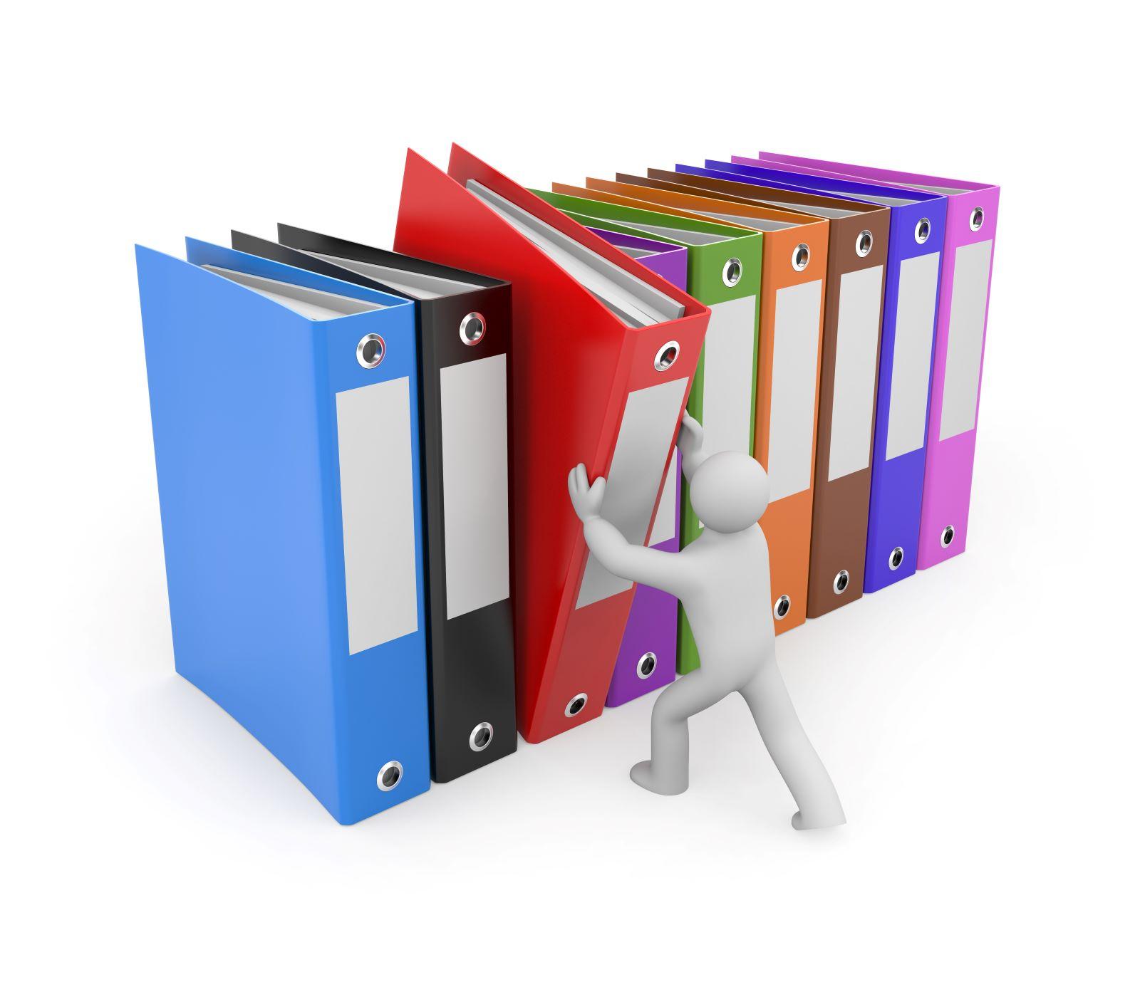 Organize everything using electronic journal