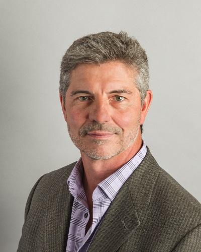 Portrait of Aaron Bunker