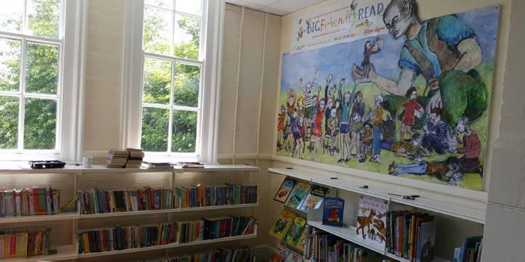 Debenham Library
