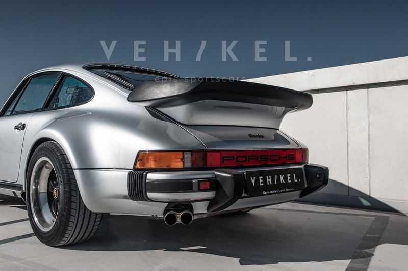 Porsche 911 930 3.3 Turbo Coupé // uitzonderlijk mooie staat // afbeelding 16