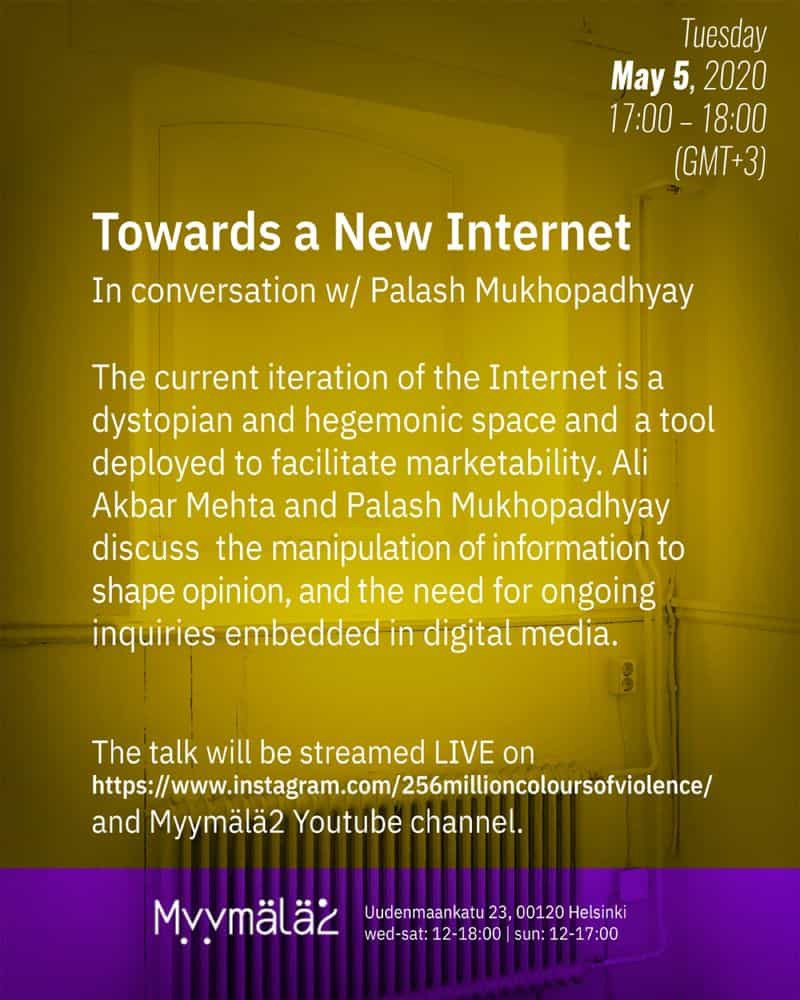 256 ~ Towards a New Internet: In conversation with Palash Mukhopadhyay