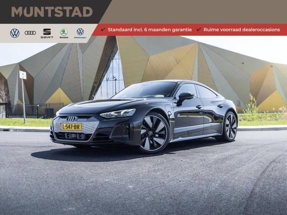 "Audi e-tron GT edition ZERO | Head-Up | B&O Sound | Carbon | S-Sportstoelen | Pano.Dak | Matrix LED | 21"" LM-velgen |"