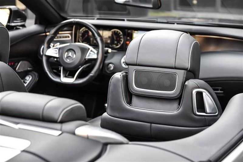 Mercedes-Benz S-Klasse S500 CABRIO AMG-LINE+BURMESTER+HEAD-UP NP.201K afbeelding 5