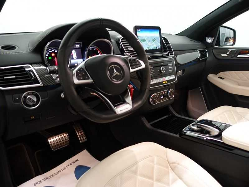 Mercedes-Benz GLE Coupé 43 AMG 4MATIC Bi-Turbo 391pk Autom Panodak, Designo Leer, B&O, Full! afbeelding 7
