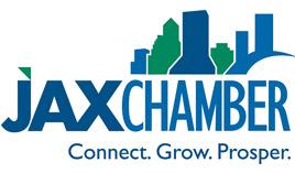 JAX Chamber of Commerce Logo