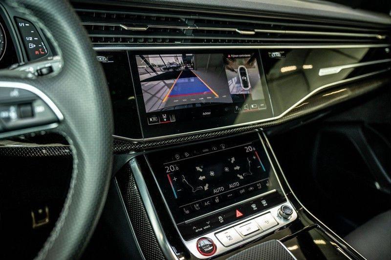 Audi SQ8 4.0 TFSI quattro | Bang & Olufsen | HUD | Leder valcona met ruit | Stoel massage | Alcantara | Nachtzicht | PANO | afbeelding 20