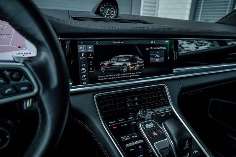 Porsche Panamera Sport Turismo 2.9 4 E-Hybrid, 462 PK, Sportuitlaat, Adapt. Cruise, Surround View, Night/Vision, Pano/Dak, Org. NL afbeelding 15