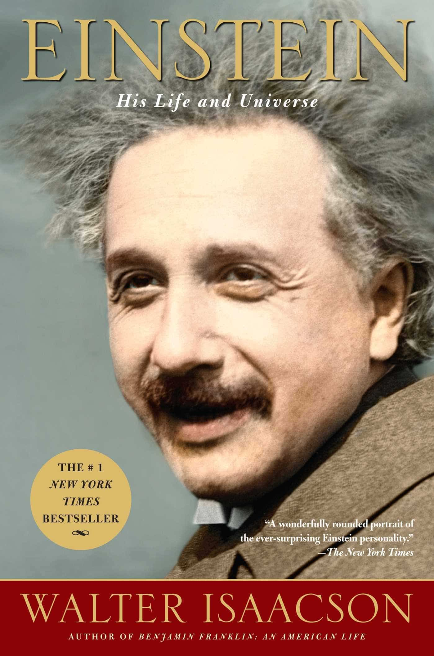 The cover of Einstein