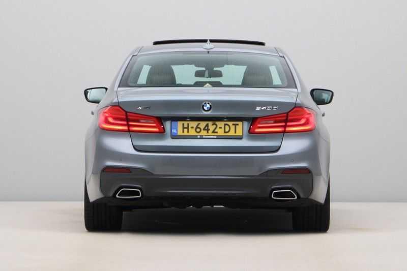 BMW 5 Serie 540d xDrive High Executive afbeelding 8