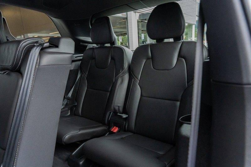 "Volvo XC90 2.0 D4 190pk AWD Inscription 7-pers. Pano Leer Camera 21"" afbeelding 5"