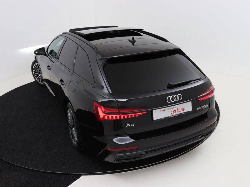 Audi A6 Avant 55 TFSI e 367 pk quattro Competition | Panoramadak | Assistentiepakket Tour | Keyless Entry | Optiekpakket | Trekhaak | Verlengde Fabrieksgarantie afbeelding 17