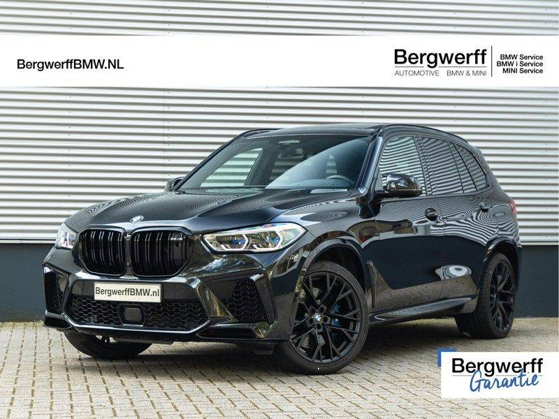 BMW X5 M Bowers & Wilkins - Stoelventilatie - Night Vision afbeelding 1