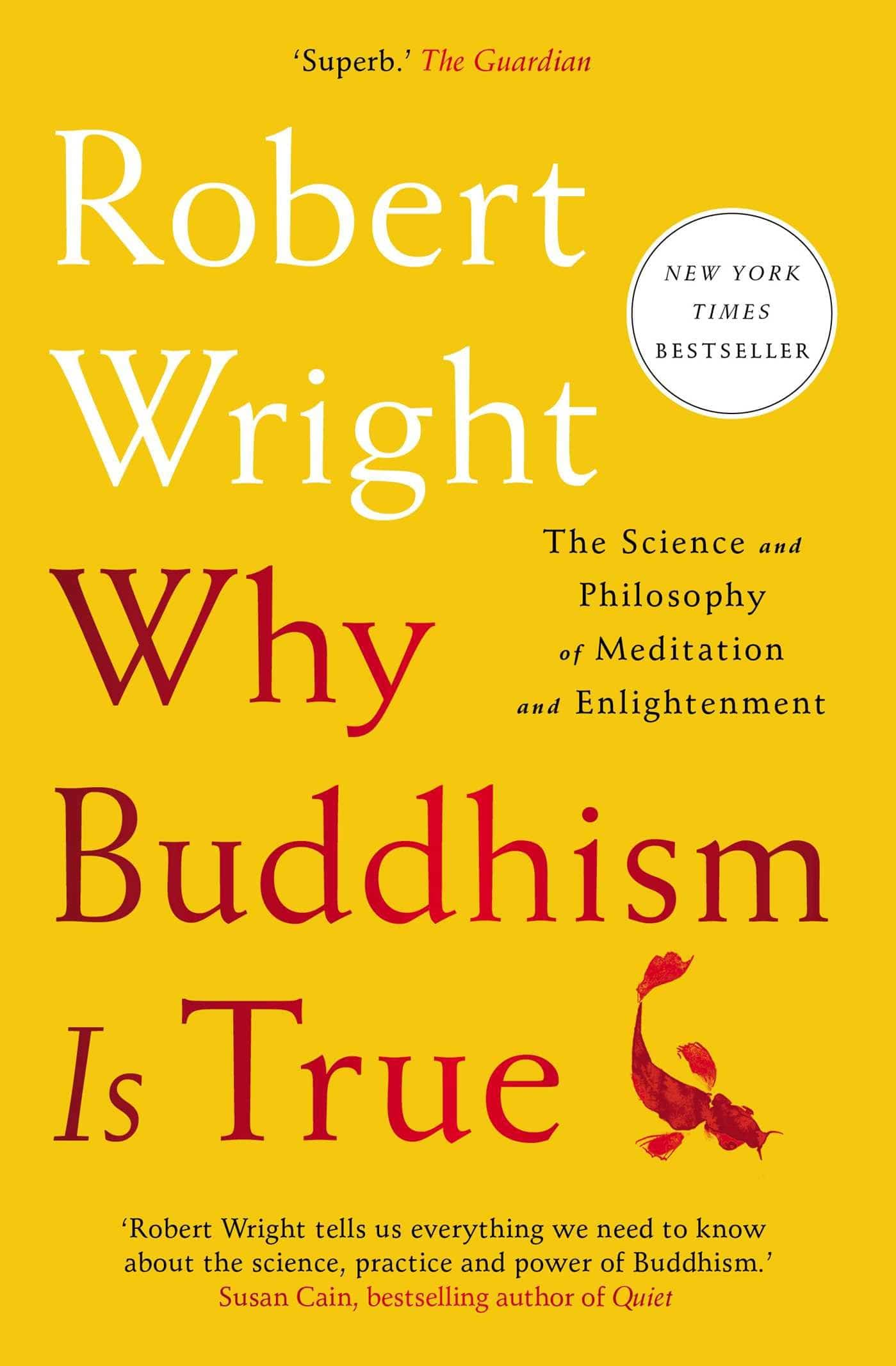The cover of Why Buddhism is True
