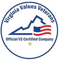 Virginia Values Veterans Certified Company