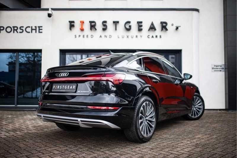 "Audi e-tron Sportback 50 Quattro S Edition *Pano / HUD / 21"" / Stad Pakket / DAB* afbeelding 7"