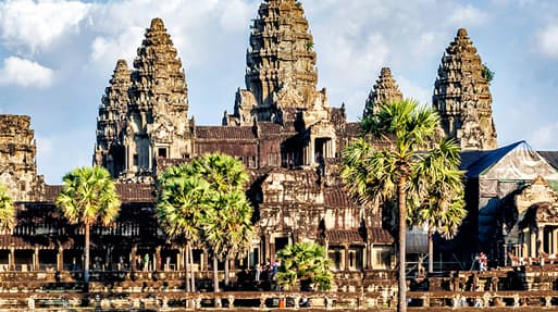 Cambodia - A Country Profile