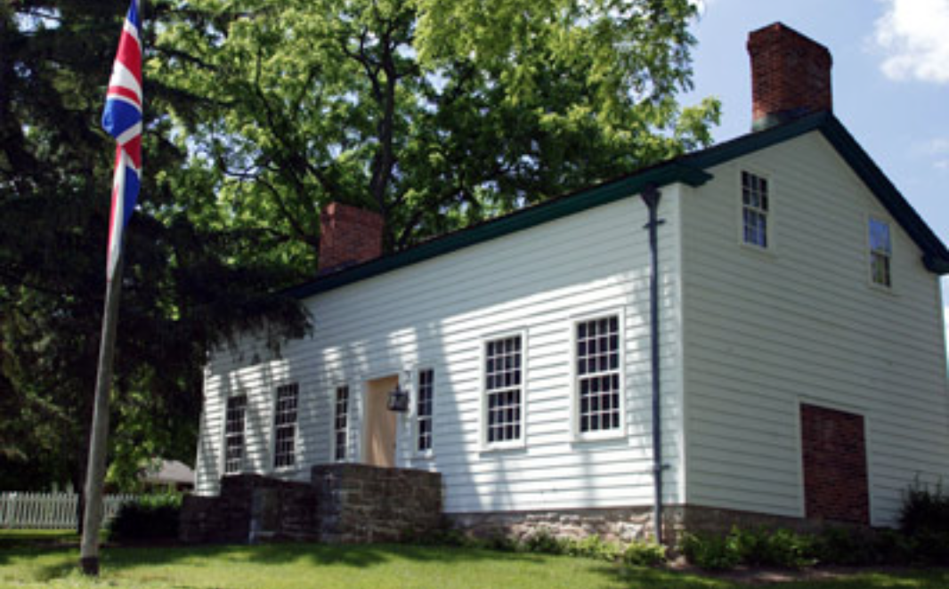 homestead of Laura Secord