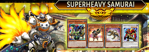 Superheavy Samurai Breakdown | YuGiOh! Duel Links Meta