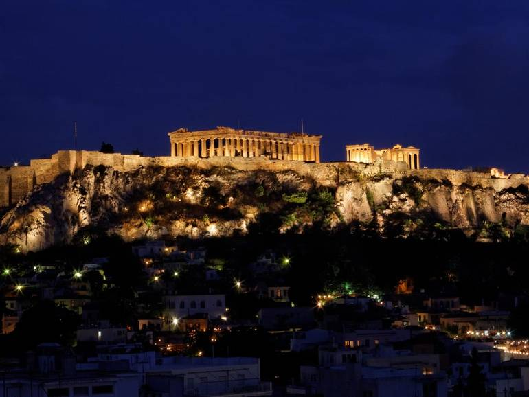 Athens Is Too Good to Miss When Sailing in Greece