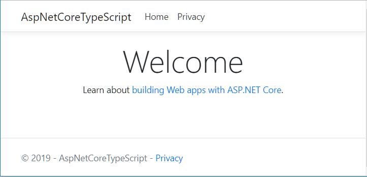 ASP.NET Core 2.2 Project