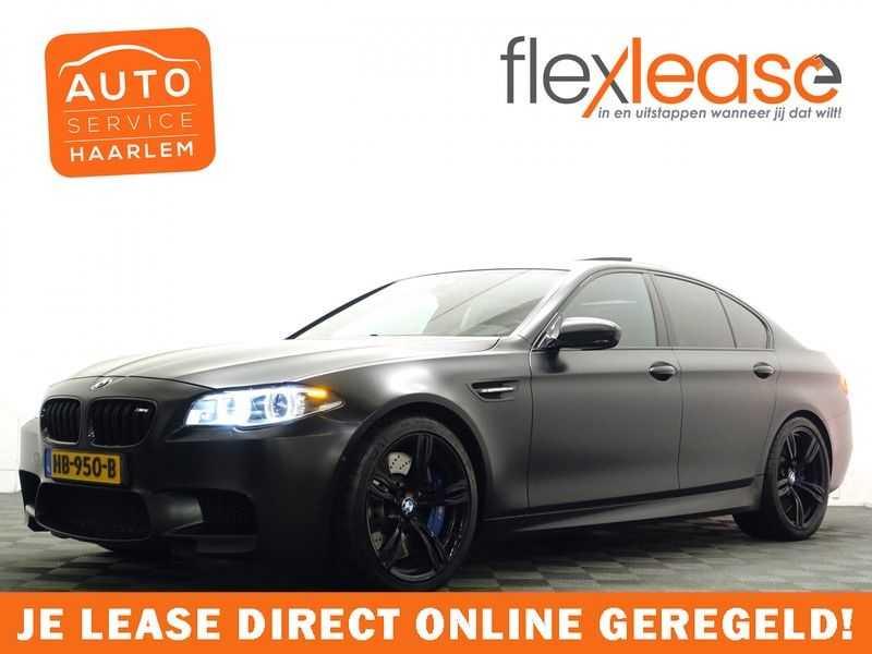 BMW 5 Serie M5 Performance Uitv 561pk Autom- Schuifdak, Harman/Kardon, Full options, Nw prijs: €168.749,-