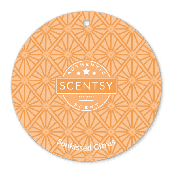 Sunkissed Citrus Scent Circle