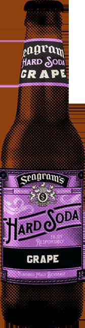 Seagram's Hard Soda Grape